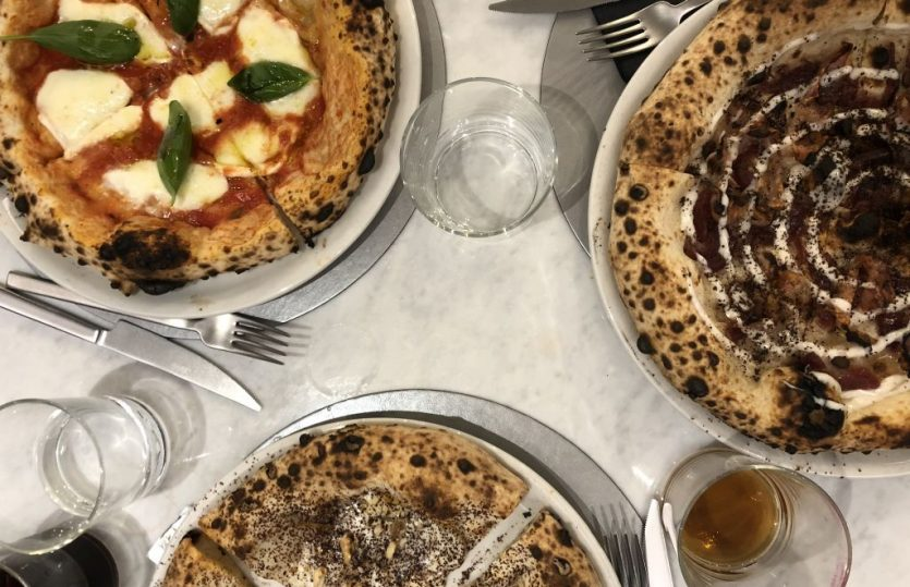 Where to find the best pizza in Rome