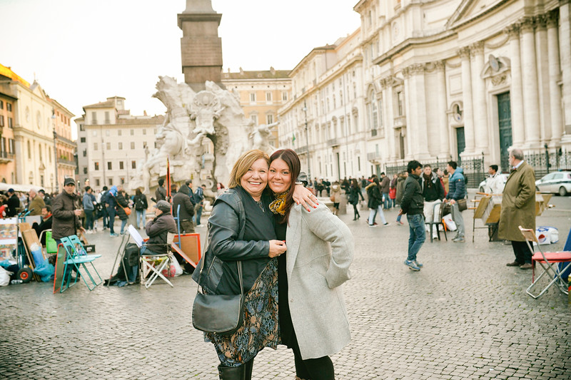 Coming home to Rome with mum was truly the best medicine. And working with Flytographer was such an awesome experience!