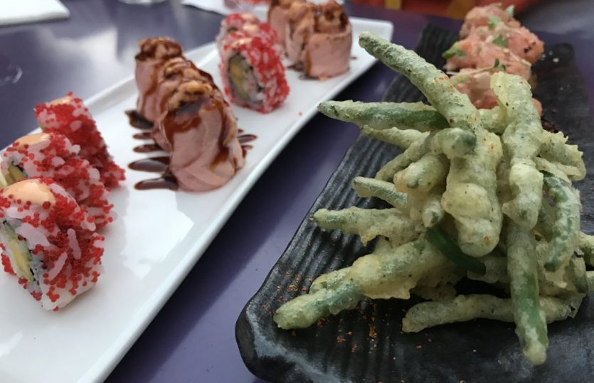 Where to try Japanese fusion dining in Rome
