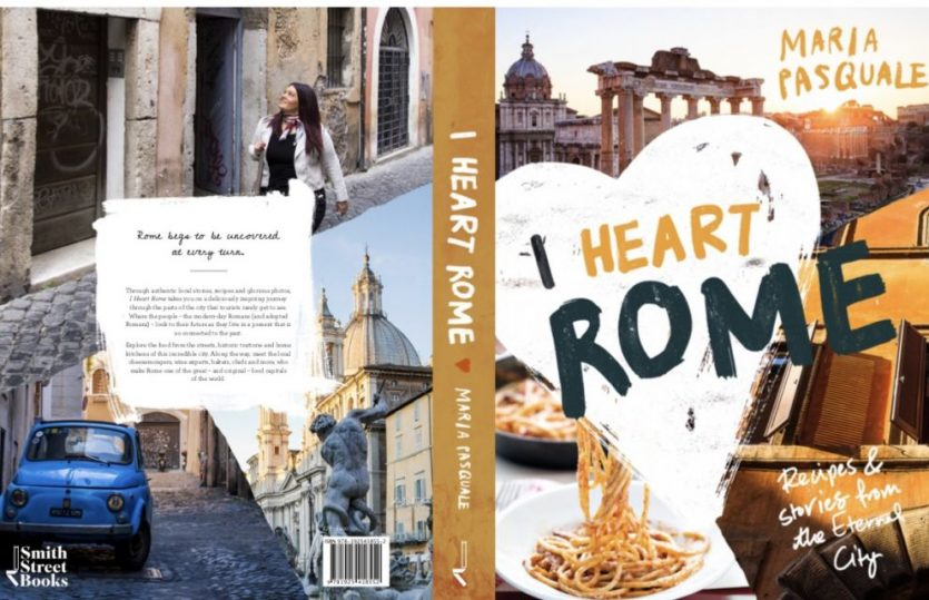 Where to buy I Heart Rome – the book