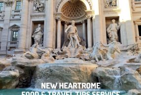 HeartRome: Food & travel tips service for Rome, Italy and beyond