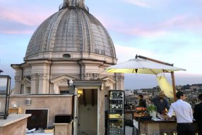 Rome Rooftops – La Grande Bellezza: Hotel Eitch Borromini and More